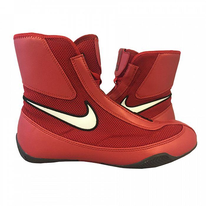 Boxerské boty NIKE Machomai Mid ae97263a26