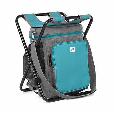 b3794de18f Spokey MATE Turistické křeslo batoh termo taška
