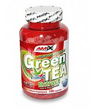 Amix Green Tea Extract 100 cps