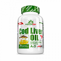 Amix Cod Liver Oil 90 cps