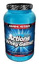 Aminostar Whey Gainer Actions 1000g