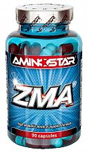 Aminostar ZMA - Ananbolic Mineral Support Formula 90cps